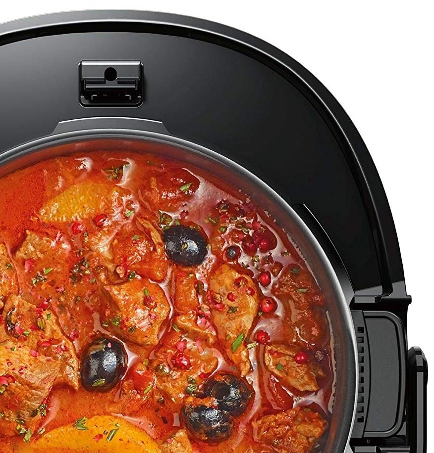 بوش MUC88B68GB طباخ أوتوماتيكي متعدد الاستخدامات سعة 5 لتر بقوة 1200 واط