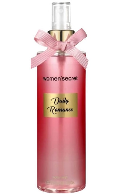 Women'Secret Daily Romance Body Mist 250ml