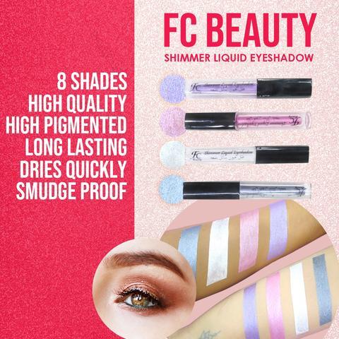 FC Beauty Shimmer Liquid Eyeshadow- ER007
