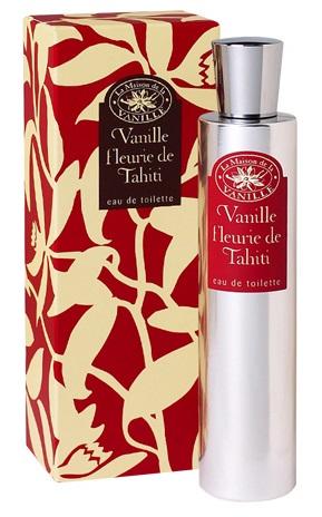 La Maison De La Vanille , Fleurie De Tahiti Eau De Toilette - 100 Ml