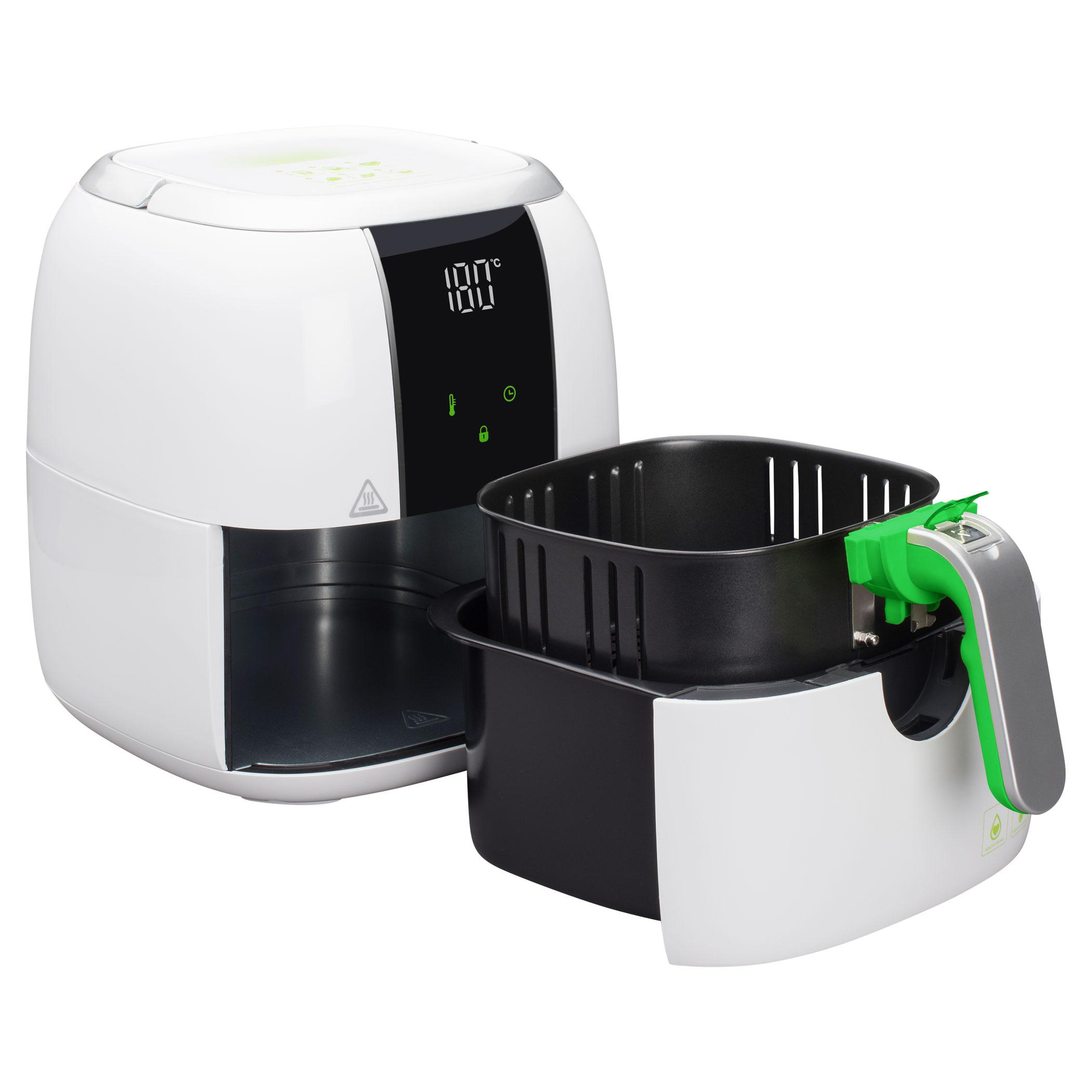 Sencor Vita Air Fryer Digital Display SFR5320WH-1400W