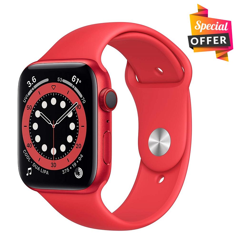 Apple Watch Series 6 44mm GPS + Cellular